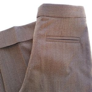 Marni Wool Pants Cuff Creased Button Fly 38 Italy